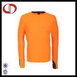 Langes Hülsen-Breathable Polyester-laufende Hemden für Männer
