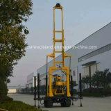 Hidráulica móvil de oruga de la plataforma de perforación de pozos de agua (YZJ-200S)