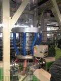 Extrusora fundida máquina de sopro plástica automática da película plástica da extrusora da película