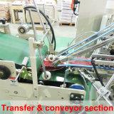 Verrouillage automatique bas dossier Boîte de Machine Gluer (CA-650PC)