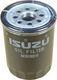 Élément de filtre à huile d'Isuzu pour 100p-T 600p