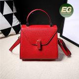 주문 간단한 형식 핸드백 제조자 여자의 가죽 어깨에 매는 가방 Emg4916
