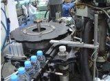 Rollo alimenta la máquina de etiquetado de adhesivo termofusible