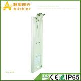 Neues 40W alle in einer straßenlaterne-Arbeit des Entwurfs-IP65 LED Solarfür den Hochtemperaturbereich