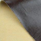 Cuero sintetizado resistente de la PU de la hidrólisis para el asiento del yate (CPU001#)