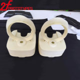 O plástico feito-à-medida parte o CNC produtos fazendo à máquina fazendo à máquina do plástico das peças do CNC da alta demanda da peça sobresselente do nylon plástico de POM