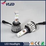 Farol LED barato para carro e motocicleta com LEDs CREE