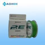 Линия Fluo 8 стренг зеленая высокопоставленная удя