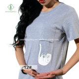 Tide Brand Cat Lovers Tout-Match T-shirt à manches courtes à manches courtes