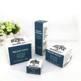 Rectángulos de empaquetado de papel del producto cosmético de lujo del cuidado médico
