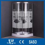 Pièces jointes en verre estampées bon marché de douche fabriquées en Chine