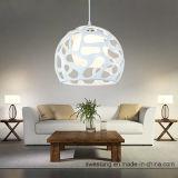Lámpara pendiente de una lámpara simple moderna muy más barata del precio de la fuente de China