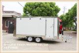 Тележки еды Ys-Fv450e автомобиль еды передвижной передвижной для сбывания