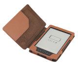 Классическая Lichee зерна кожаный футляр для Kindle 4