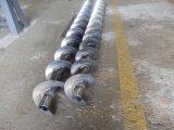 Спираль для транспортера винта цемента Sicoma