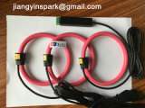 Rogowski Coil Current Transformer, Split Core, sortie 0.333V, Parimary 10A ~ 100ka