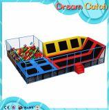 Base interna do Trampoline dos miúdos comerciais 18FT da segurança para a venda