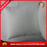 O tamanho padrão de Pato Branco travesseiro para baixo para a aviação de almofadas de hotel