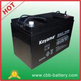 Longue durée de vie de la batterie de stockage d'alimentation batterie du système d'énergie solaire 12V 120Ah