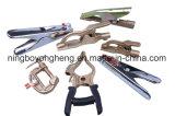 Tipo chinês ferro da braçadeira da terra/bronze 300/500A (CBM-E23)