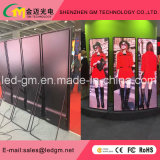 Publicidad a todo color de la máquina, LED Video Wall, pantalla LED, P2.57, USD4500 / PCS