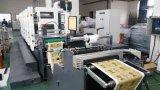 Machine d'impression sans eau neuve d'étiquette de décalage de 2017 Hotsell (5 couleurs)