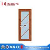 Традиционная алюминиевая дверь с материалами доказательства взломщика
