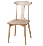 Деревянный стул бистро типа страны