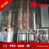 500L Short Path flauta Columna de destilación de alcohol Precio