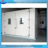 Chambre de la température assemblée de plain-pied de matériel de laboratoire et d'essai concernant l'environnement d'humidité
