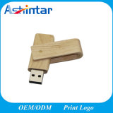 De Houten Wartel USB Pendrive van de Schijf van de Flits van het Geheugen USB