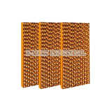Tapis de refroidissement évaporatif au sous-sol de l'industrie pour refroidisseur d'air