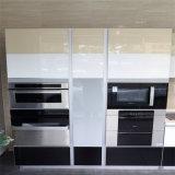 Самомоднейший шкаф рамки металла кухни дома неофициальных советников президента