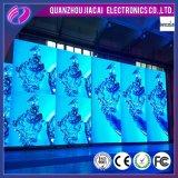 pantalla grande de interior de la visualización LED de la cortina de 3m m LED