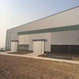Almacén de acero prefabricado durable de la construcción para Suráfrica