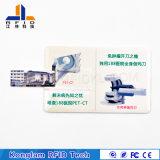 Carte Smart RFID U avec des matériaux d'emballage pour animaux de compagnie