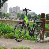 36V 250Wの女性の道都市中央中間中間モーター電気自転車