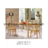 식당 테이블 나무로 되는 디자인 현대 가구 테이블