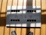 Deckel des FRP Einsteigeloch-Cover/FRP Trech/Baumaterial/Fiberglas