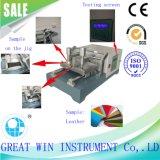 Crock Meter / Máquina de teste de couro e têxteis Crock (GW-020)