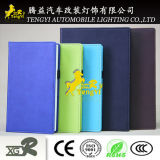 Caderno simples colorido dos artigos de papelaria da boa qualidade