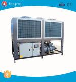 Réfrigérateur refroidi par air refroidi à l'eau industriel de vis