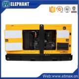 Utilisation des terres IP23 88kw 110KVA Diesel Generator