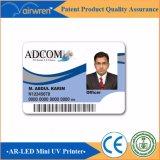 Minides digital-6 Größen-UVflachbettdrucker Farbe Identifikation-Karten-Drucker-A4
