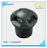 IP67 3W LED Tiefbaugarten-Licht mit Cer RoHS Zustimmung