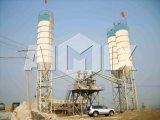 De Automatische Concrete Installatie van het Ce- Certificaat PLC (HZS50), Stevige Concrete het Mengen zich van het Type Installatie