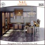 Мебель кухни самомоднейшей конструкции кухни деревянная