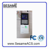 Contrôle biométrique de l'accès à l'empreinte digitale Présence avec un design unique (FFI)