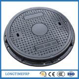 둥근 SMC 맨홀 뚜껑 En124 D400 공장은 직접 공급한다