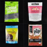 Concevoir les sacs estampés de conditionnement des aliments avec le guichet clair